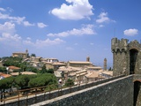 Montalcino, Val D'Orcia, Siena Province, Tuscany, Italy, Europe Photographic Print by Sergio Pitamitz