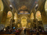 Inside the Igreja Do Colegio, Funchal, Madeira, Portugal, Europe Photographic Print by Michael Runkel
