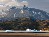 Lago Grey, Torres Del Paine National Park, Patagonia, Chile, South America Photographic Print by Sergio Pitamitz