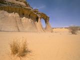 Akakus, Sahara Desert, Fezzan, Libya, North Africa, Africa Photographic Print by Sergio Pitamitz