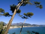Menton, Alpes-Maritimes, Cote D'Azur, Provence, French Riviera, France, Mediterranean, Europe Photographic Print by Sergio Pitamitz