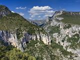 Gorge Du Verdon, Provence, France, Europe Photographic Print by David Wogan