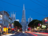 Transamerica Building, San Francisco, California, United States of America, North America Photographic Print by Alan Copson