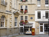 Sally Lunn's House, the Oldest House in Bath, Bath, Somerset, England, United Kingdom, Europe Photographic Print by Richard Cummins