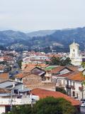 Historic Centre of Santa Ana De Los Rios De Cuenca, UNESCO World Heritage Site, Cuenca, Ecuador Fotodruck von Christian Kober