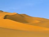 Sand Dunes, Erg Murzuq, Sahara Desert, Fezzan, Libya, North Africa, Africa Photographic Print by Sergio Pitamitz