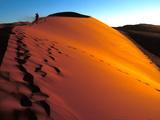 Sossusvlei Dune in Namib Desert, Namibia, Africa Photographic Print