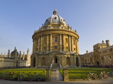 The Radcliffe Camera, Oxford, Oxfordshire, England, Uk Photographic Print by Neale Clarke