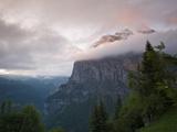 Jungfrau Region, Switzerland, Europe Photographic Print by Michael DeFreitas