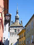 Sighisoara, UNESCO World Heritage Site, Romania, Europe Photographic Print by Michael Runkel