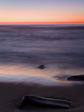 Beach at Sunset in La Jolla, San Diego County, California, United States of America, North America Photographic Print by Richard Cummins