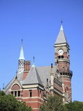 Jefferson Market Library,, Greenwich Village, West Village, Manhattan, New York City Photographic Print by Wendy Connett