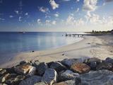 Busselton Beach at Dawn, Western Australia, Australia, Pacific Photographic Print by Ian Trower