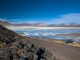 Salar De Talar, Atacama Desert, Chile, South America Photographic Print by Sergio Pitamitz