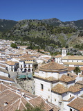 Grazalema, Ronda, Malaga Province, Andalucia, Spain, Europe Photographic Print by Jeremy Lightfoot
