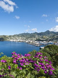 Kingstown Harbour, St. Vincent, St. Vincent and the Grenadines, Windward Islands Photographic Print by Michael DeFreitas