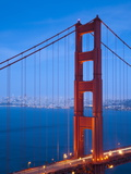 Golden Gate Bridge, San Francisco, California, USA Photographic Print by Alan Copson