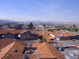Rooftop City View, Bogota, Colombia, South America Photographic Print by Christian Kober