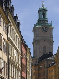 The Old City, Stockholm, Sweden, Scandinavia, Europe Photographic Print by James Emmerson