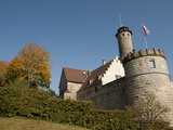 Castle Altenburg, Bamberg, Bavaria, Germany, Europe Photographic Print by Michael Snell