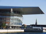 Opera House, Designed By Henning Larsen, Copenhagen, Denmark, Scandinavia, Europe Photographic Print by Christian Kober