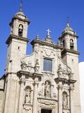 San Jorge Church, La Coruna City, Galicia, Spain, Europe Photographic Print by Richard Cummins