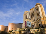 Palazzo, Encore and Wynn Casinos, Las Vegas, Nevada, United States of America, North America Photographic Print by Richard Cummins