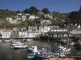 Harbour, Polperro, Cornwall, England, United Kingdom, Europe Photographic Print by Rolf Richardson