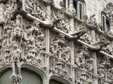 Palau Del Baro Quadras By Josep Puig Cadafalch, Barcelona, Catalonia, Spain, Europe Photographic Print by Richard Cummins