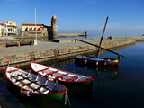 Collioure, Languedoc Roussillon, Cote Vermeille, France, Mediterranean, Europe Photographic Print by Mark Mawson