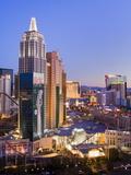New York New York Casino, Las Vegas, Nevada, United States of America, North America Photographic Print by Richard Cummins