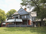 Sagamore Hill, Home of President Theodore Roosevelt, National Park, Oyster Bay, Long Island Photographic Print by Wendy Connett