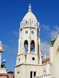 Church of San Francisco, Historical Old Town, UNESCO World Heritage Site, Panama City, Panama Photographic Print by Christian Kober
