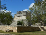 Ancient Mayan Ruins, Chichen Itza, UNESCO World Heritage Site, Yucatan, Mexico, North America Photographic Print