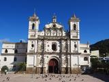 Iglesia Los Dolores, Tegucigalpa, Honduras, Central America Photographie par Christian Kober