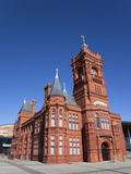 Pierhead Building, Built in 1897 As Wales Headquarters For the Bute Dock Company, Cardiff, Wales Photographic Print by Donald Nausbaum