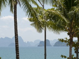 Koh Yao Noi, Phang Nga Bay, Thailand, Southeast Asia, Asia Photographic Print by Michael Snell