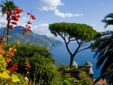 Rufolo View, Ravello, Amalfi Coast, UNESCO World Heritage Site, Campania, Italy, Europe Fotografie-Druck von Charles Bowman