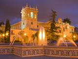 House of Hospitality in Balboa Park, San Diego, California, United States of America, North America Photographic Print by Richard Cummins