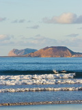 Graciosa Island Beyond Lanzarote's Finest Surf Beach at Famara, Canary Islands Photographic Print by Robert Francis