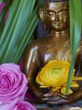 Statue of Buddha, Bangkok, Thailand, Southeast Asia, Asia Photographic Print