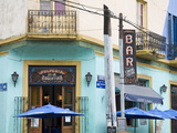 Pulperia La Argentina Bar in La Boca District of Buenos Aires, Argentina, South America Photographic Print by Richard Cummins