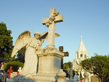 Cemetery, San Salvador, El Salvador, Central America Photographie par Christian Kober