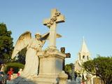 Cemetery, San Salvador, El Salvador, Central America Photographic Print by Christian Kober