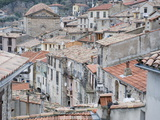 Perched Village of Peille, Alpes-Maritimes, Cote D'Azur, French Riviera, Provence, France, Europe Photographic Print by Christian Kober