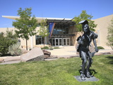 Albuquerque Museum of Art and History, Albuquerque, New Mexico Photographic Print by Wendy Connett