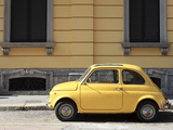 Old Car, Fiat 500, Italy, Europe Photographic Print by Vincenzo Lombardo