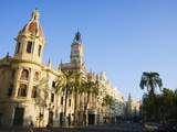 City Centre, Valencia, Spain, Europe Photographic Print by Christian Kober