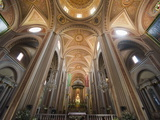 Interior, Cathedral, Morelia, Michoacan State, Mexico, North America Photographic Print by Christian Kober