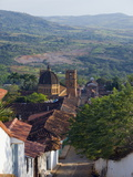 View Over Barichara, Colombia, South America Photographic Print by Christian Kober